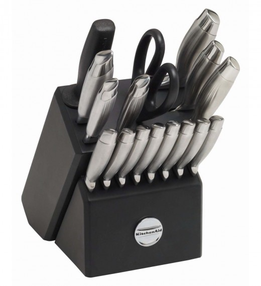 KitchenAid® 18 Piece Stainless Steel Cutlery Set