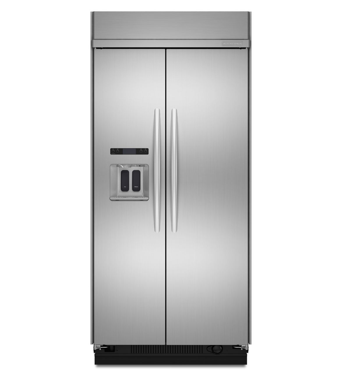 KitchenAid® Architect® Series II Built-In Side-by-Side Refrigerator
