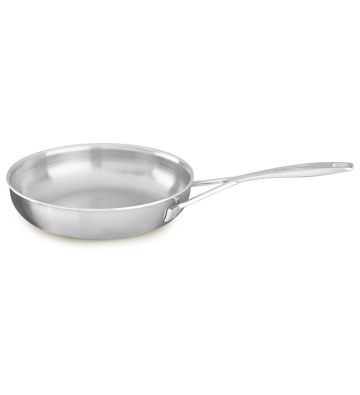 "KitchenAid® 7-Ply Stainless Steel with Copper Core 10"" Skillet"
