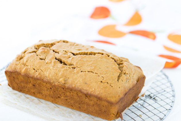 Brunch Series: Browned Butter Sweet Potato Walnut Bread