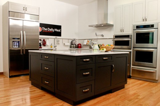 Test Kitchen Design kitchenaid helps the daily meal unveil new test kitchen | the