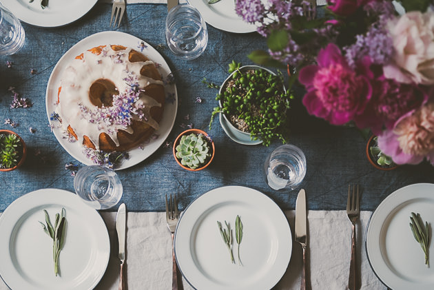 Bringing Nature into your Tablescape