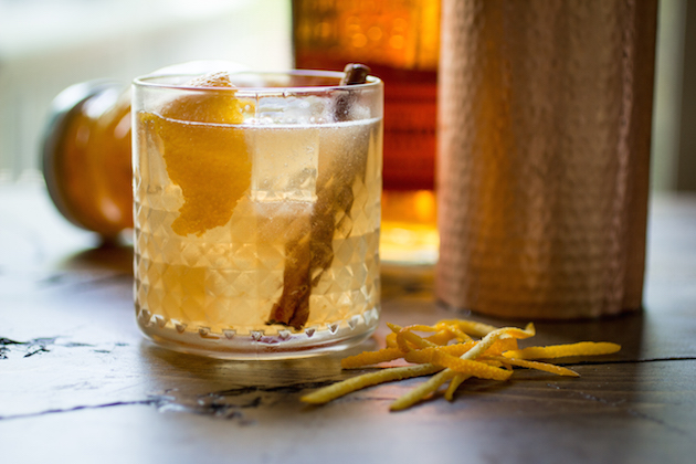 Marmalade Bourbon Old Fashioned
