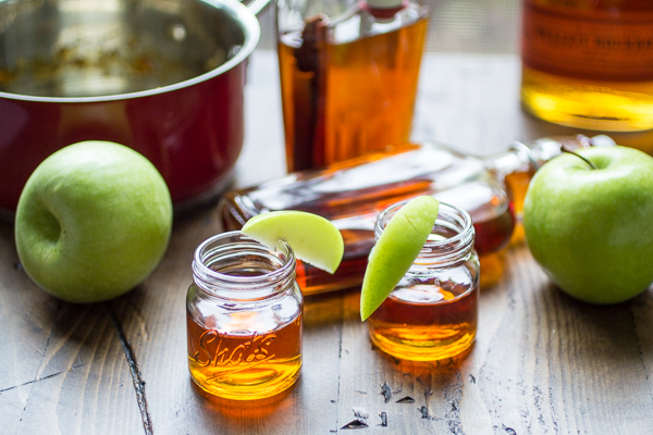 Cocktail Party of the Month: Caramel Apple Infused Bourbon