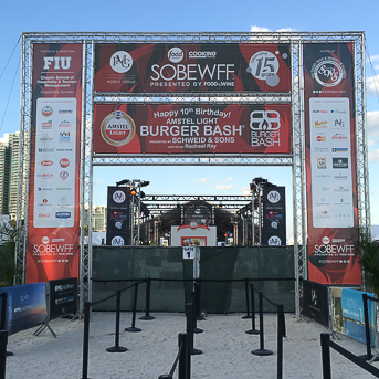 Burgers, Beaches and Fun at the 2016 South Beach Wine & Food Festival