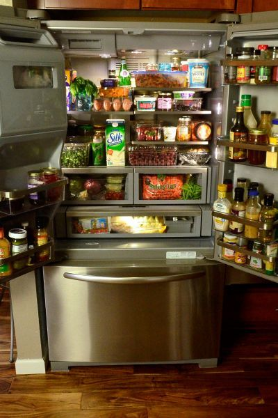 Merveilleux KitchenAid French Door Refrigerator