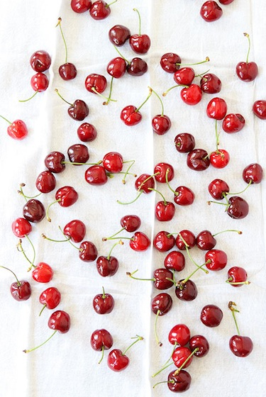 how to grow black cherries