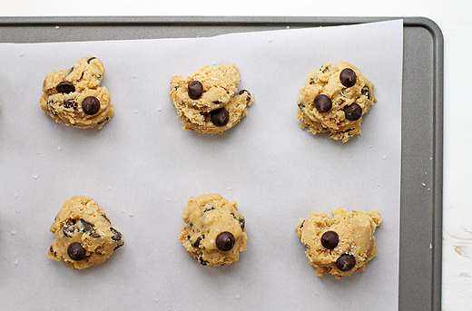 Caramel-Coconut Chocolate Chip Cookies