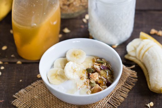 Dairy-Free Coconut Yogurt