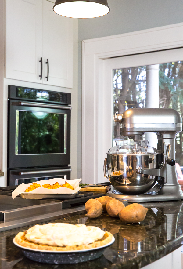Thanksgiving Helper: The KitchenAid® Double Wall Oven