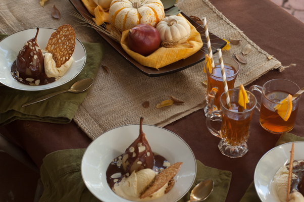 Host a Fall Harvest Progressive Dinner