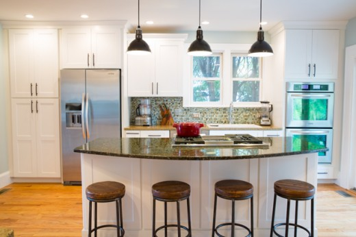 Kitchenaid Kitchen incorporating countertop appliances into your kitchen décor | the
