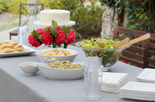 Simple Winter Entertaining