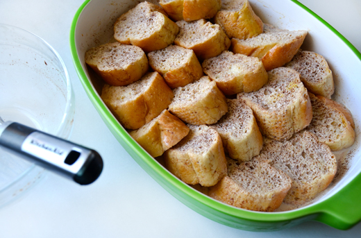 Overnight Cinnamon French Toast Bake Recipe