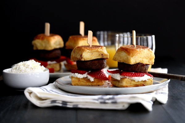 Mashup: French Toast Sliders
